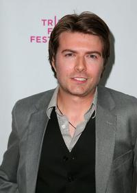 Noah Bean at the 2009 Tribeca Film Festival.