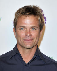 David Chokachi at the Surfrider Foundation's 25th Anniversary Gala in California.
