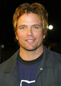 David Chokachi at the California premiere of