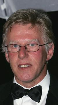 Phil Davis at the opening gala of the Times BFI London Film Festival and the world premiere of