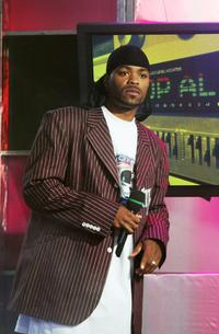 Method Man at the taping of MTV's