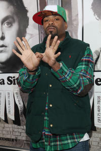 Method Man at the New York premiere of