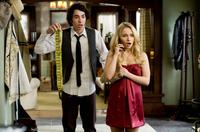 Jack T. Carpenter as Rich and Hayden Panettiere as Beth Cooper in