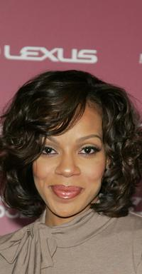 Wendy Raquel Robinson at the Essence Black Women In Hollywood luncheon.
