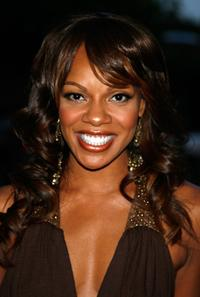 Wendy Raquel Robinson at the CW Network Summer TCA Party.