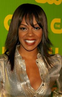 Wendy Raquel Robinson at the CW Launch Party.