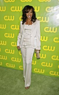 Wendy Raquel Robinson at the CW Network Winter TCA Party.