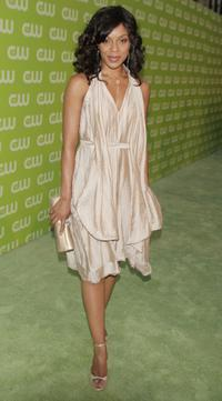 Wendy Raquel Robinson at the CW Networks Affiliate Launch Party.
