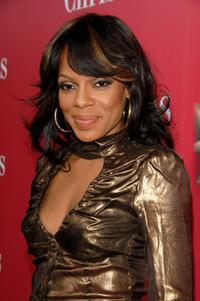 Wendy Raquel Robinson at the premiere of Screen Gems