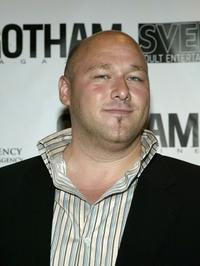Will Sasso at the party celebrating New York Upfronts with L.A. Confidential.