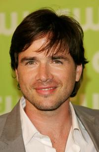 Matthew Settle at the CW Network Upfront.