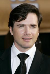 Matthew Settle at the 12th Annual Screen Actors Guild Awards.