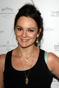 Rachael Stirling at the Old Vic 24 Hour Plays Celebrity Gala in London.