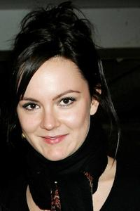 Rachael Stirling at the after party of