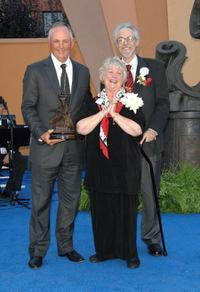 Dick Cook, Russi Taylor and Wayne Allwine at the 2008 Disney Legends Ceremony.