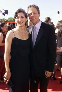 Greg Germann at the 1999 Emmy Awards.