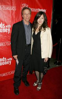 Greg Germann and his wife Christine Mourad at the premiere of