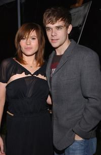 Clea Duvall and Nick Stahl at the