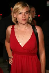 Clea Duvall at the premeire of