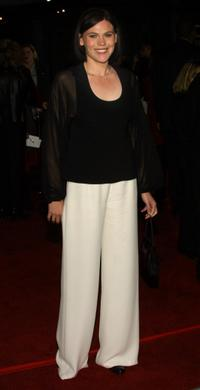 Clea Duvall at the premiere of