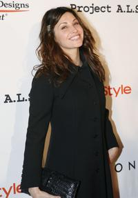 Gina Gershon at the Project A.L.S