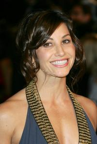 Gina Gershon at the 2007 Vanity Fair Oscar Party at Mortons.