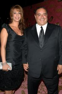 Diana Benincasa and Joseph R. Gannascoli at the HBO Post Emmy Party.