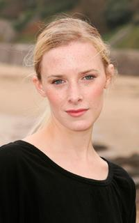 Shauna MacDonald at the photocall of
