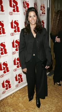 Jami Gertz at the Tourette Syndrome Association Champion Of Children's Award at the Regent Beverly Wilshire Hotel.