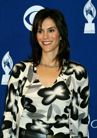 Jami Gertz at the press conference announcing the nominees for the 29th Annual People's Choice Awards.
