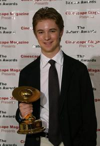 Michael Welch at the 30th Annual Saturn Awards.