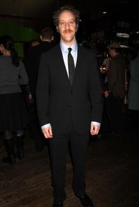 Joey Slotnick at the opening night after party of