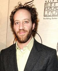 Joey Slotnick at the Kenneth Cole's R.S.V.P. to HELP benefit.