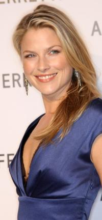 Ali Larter at the opening of Alberta Ferretti Store.