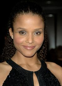 Sydney Tamiia Poitier at the 57th annual ACE Eddie Awards.