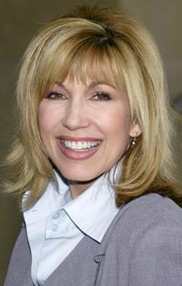 Leeza Gibbons at the 2003 TCA Press Tour.
