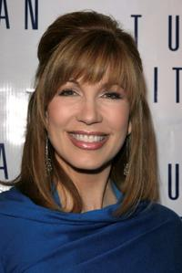 Leeza Gibbons at the Annual Oscar Dinner.