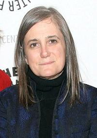 Amy Goodman at the