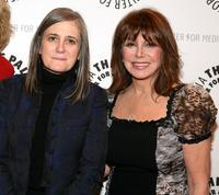 Amy Goodman and Marlo Thomas at the