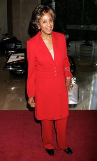 Marla Gibbs at the 37th Annual NAACP Image Awards.