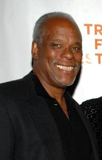 Stanley Nelson at the premiere of