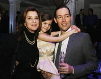 Paula Weinstein, Logan Polish and Mark Polish at the after party of the premiere of