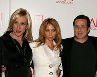 Alexis Arquette, Rosanna Arquette and Richmond Arquette at the AFI Associates luncheon.