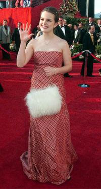 Kimberly J. Brown at the 72nd Annual Academy Awards.