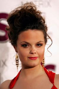 Kimberly J. Brown at the Young Hot Hollywood Style Awards.