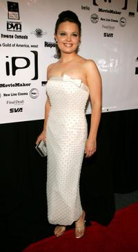 Kimberly J. Brown at the 3rd Annual IndieProducer Awards Gala.