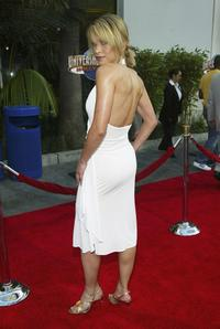 Christina Cox at the premiere of