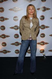 Christina Cox at the 103.1 Celebrates 103 Days in Los Angeles party.