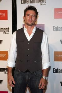 Ethan Erickson at the Entertainment Weekly And Women In Film's Pre-Emmy party.