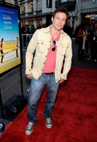 Ethan Erickson at the screening of